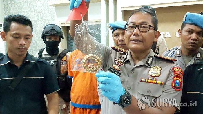 Pria Sadis Pembunuh Mertua di Sidoarjo Juga Dijerat Pasal Pencurian dengan Kekerasan