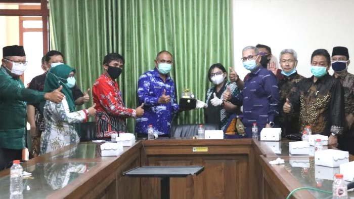 Kunjungi Magetan, Komisi A DPRD Jatim Optimistis BUMDes Jadi Pendongkrak Desa Pasca Pandemi
