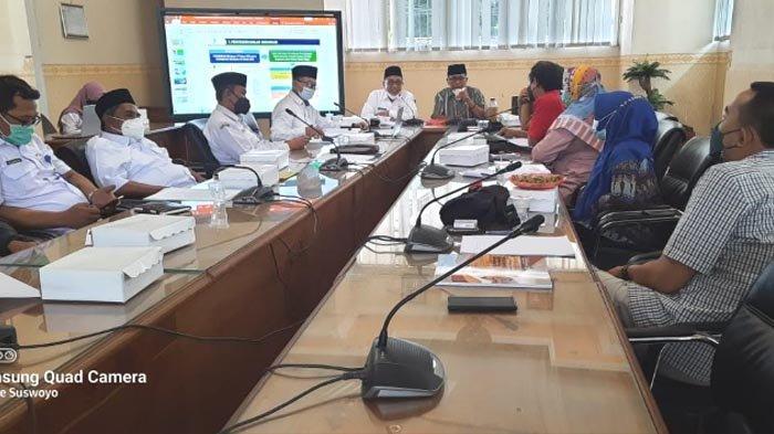 DPRD dan Tim Otoda mulai Bahas Perampingan OPD Pemkab Situbondo