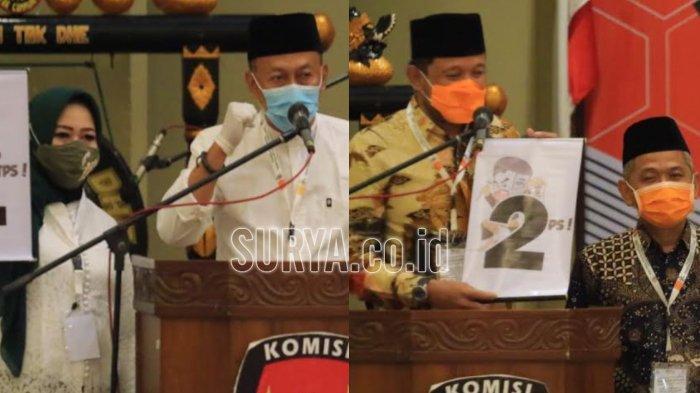 KPU Ponorogo Terima LADK Kedua Paslon, Sugiri-Lisdyarita Rp 5 Juta, Ipong-Bambang Tri Rp 1 Juta
