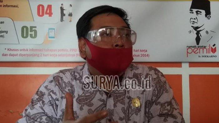Kurangi Risiko Penyebaran Covid-19, Usia Petugas KPPS di Pilwali Blitar Dibatasi 20-50 Tahun