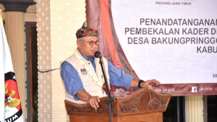 Jelang Pemilu 2024, KPU Ajak Desa Peduli Proses Pemilu Daerah hingga Nasional