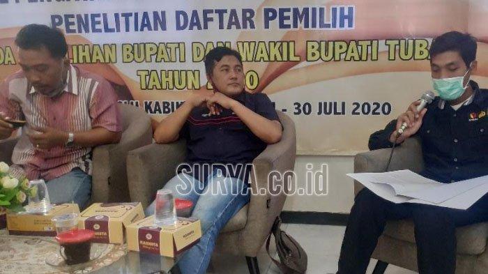 Bawaslu Kabupaten Tuban Temukan Joki PPDP Saat Coklit, Rekomendasikan Diulang