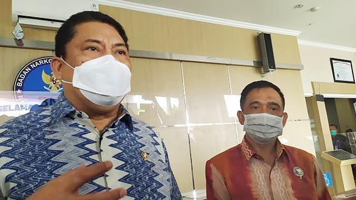 Komitmen Berantas Narkoba, BNN dan Polda Jatim Akan Serbu Pulau Madura Gelar Operasi Bersama