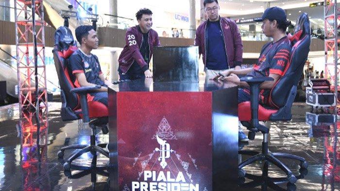 Titel Agung Waspadai Akbar Paudie di Final Piala Presiden Esports 2020 Regional Timur