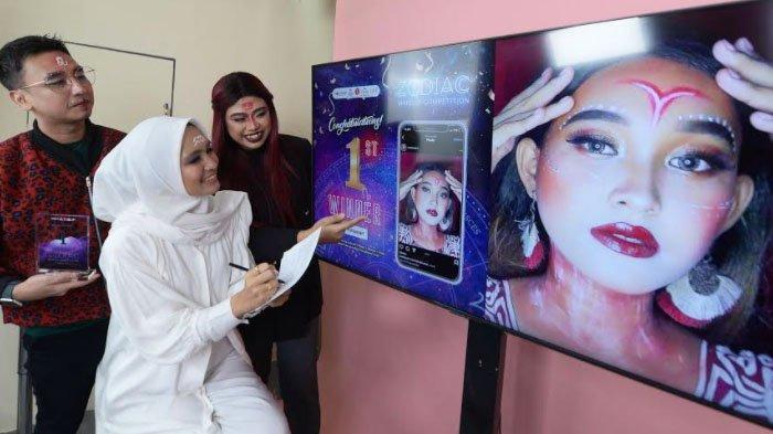 Zodiac Make Up Competition Jadi Pendorong Branding Produk Kosmetik