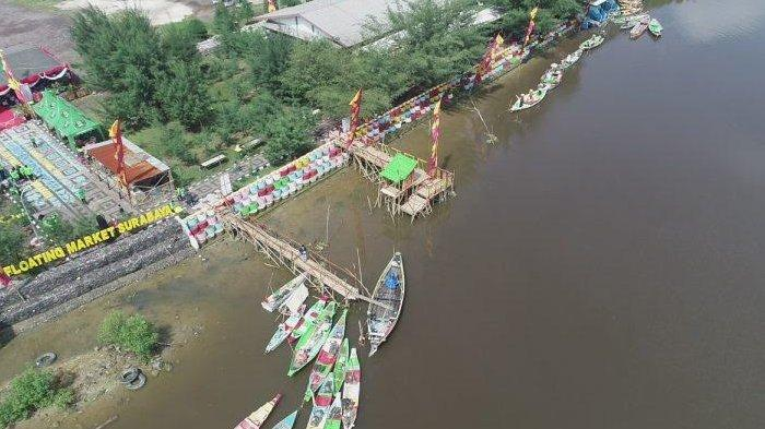 Sentra Ikan Romokalisari Kota Surabaya, Belanja Ikan Segar Sembari Keliling Pulau Galang