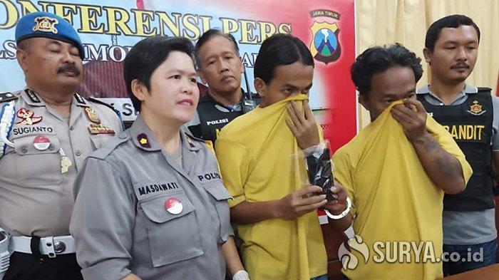 Menyaru Sebagai Pengamen, Pemuda Warga Tambak Arum Surabaya ini Berani Masuk Kamar dan Gasak Hape