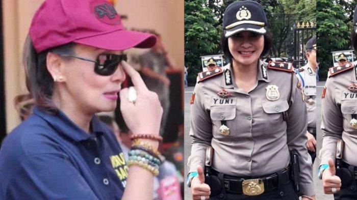 Kompol Yuni Purwanti Kapolsek Astana Anyar yang ditangkap karena kasus narkoba