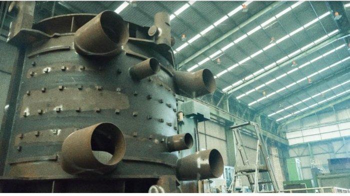 Barata Indonesia Pasok Komponen Turbin PLTU Jawa 9 dan 10