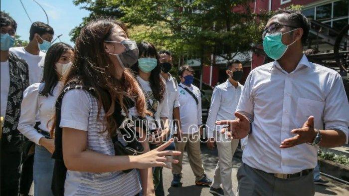 Tegaskan Tidak Miliki Afiliasi Politik, Surabaya Berenerji Tetap Ajak Milenial Tak Apolitis