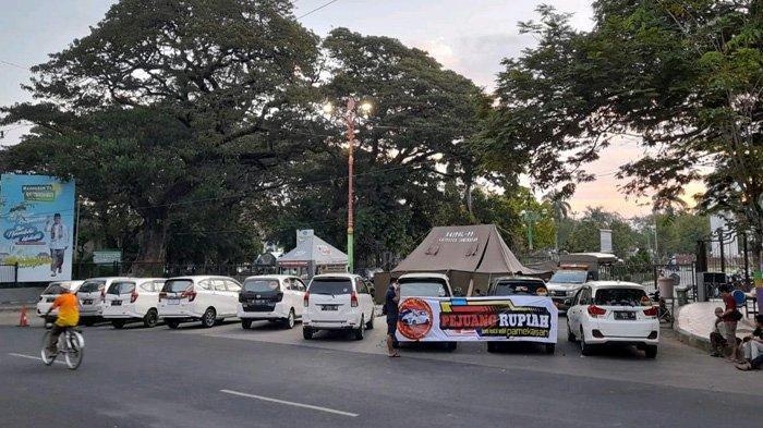 Meski Merugi, Komunitas Rental Mobil Pamekasan Dukung Larangan Mudik demi Keselamatan Nasional