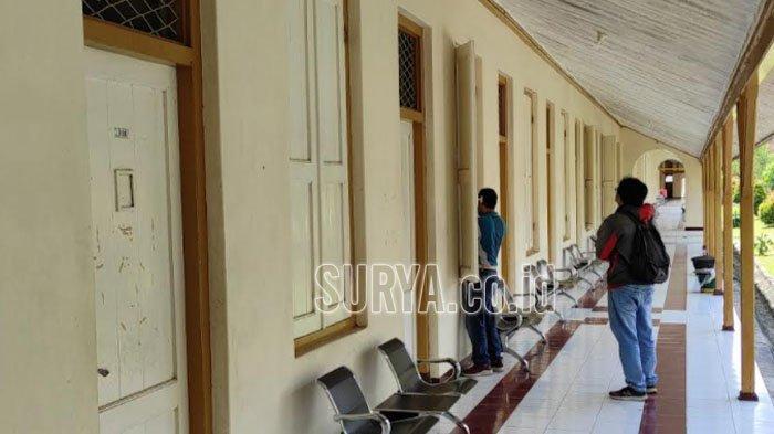 Sedang Disiapkan, Tempat Isolasi Terpusat di Asrama Mahasiswa Kampus PGSD UM Kota Blitar