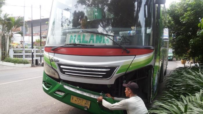 Tarif Turun, Bus Surabaya - Malang Menjadi Rp 13.500