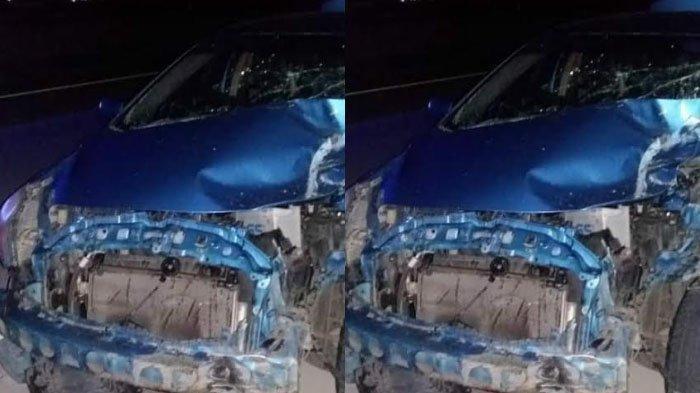 Toyota Limo Hantam Hantam Truk di Tol Mojokerto-Surabaya, Dua Orang Alami Luka