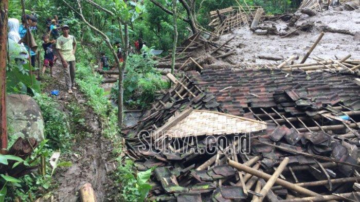 Cerita Mariyadi saat Longsor Terjang Desa Sawaran Kulon Lumajang, Terbangun Dengar Suara Gemuruh