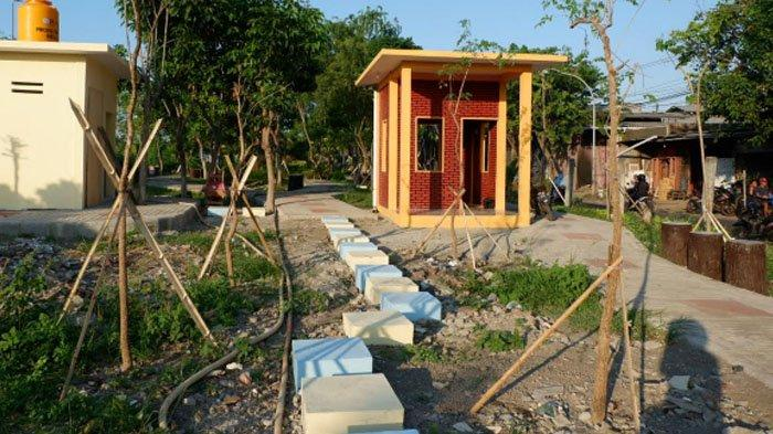 Tahun ini Pemkot Surabaya Bangun 90 Taman, termasuk di Medokan Ayu