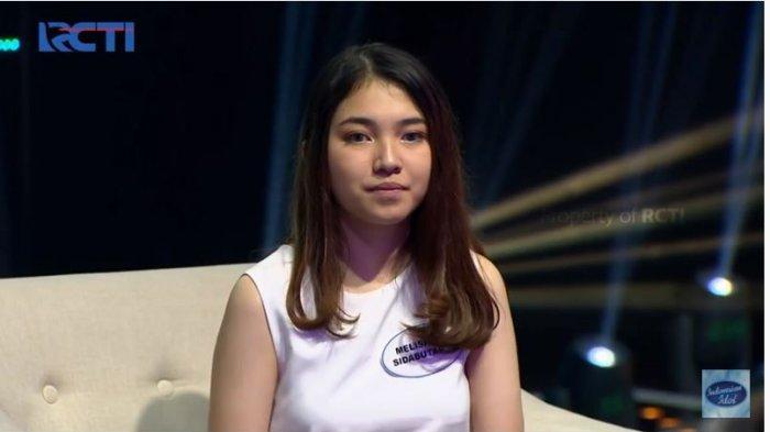 kondisi terakhir Melisa Sidabutar, peserta Indonesian Idol 2021 sebelum meninggal dunia, Selasa (8/12/2020).Hasil rontgen menyatakan begini.