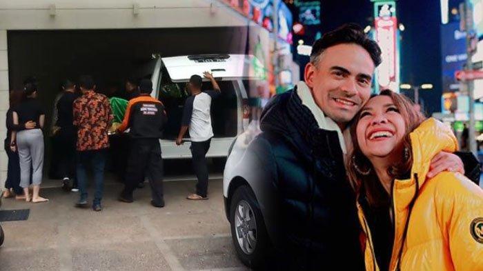 Kondisi Terkini Bunga Citra Lestari setelah Ashraf Sinclair Meninggal, Kuat Meski Pucat, Mata Sembab