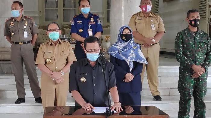 Upaya Kendalikan Covid, Pemkab Tuban Batasi Operasional Kafe Wisata hingga Kapasitas Tempat Ibadah