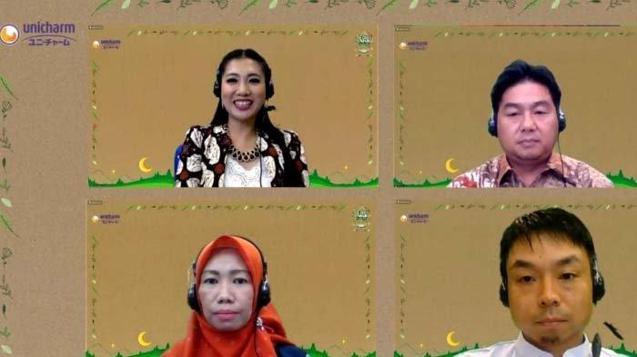 Peringati Hari Lingkungan Hidup Sedunia, Uni Charm Indonesia Kampanye Pemakaian Kertas Daur Ulang