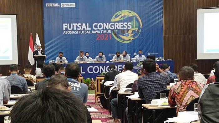 Kongres Tahunan AFP Jatim, Berharap Kompetisi Futsal Bisa Berjalan