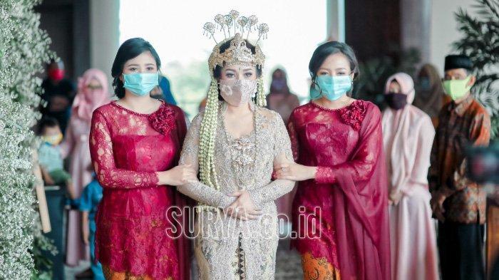 Konsep Pernikahan New Normal Hotel Premier Place Juanda, Tamu Lewati Rangkaian Pemeriksaan Ini