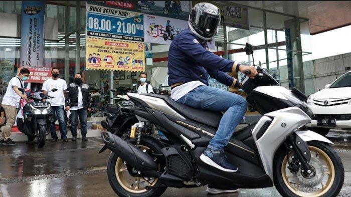 Aerox, Motor Matic yang Punya DNA Super Sport, Cocok Buat Anak Muda