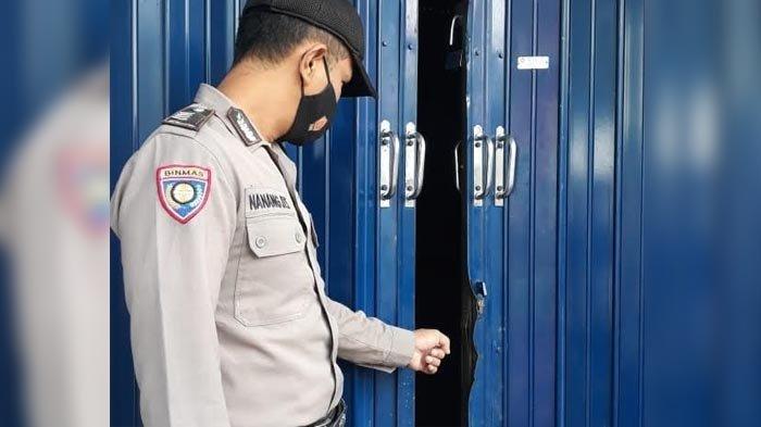 Konter Hape di Blitar Dibobol Pencuri, Ratusan Ponsel Amblas, Kerugian Capai Ratusan Juta