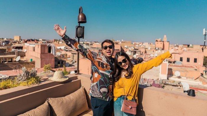Koper Raffi Ahmad Hilang di Turki, Isi Jaket dan Baju, Nagita Slavina; Mungkin Kurang Sedekah