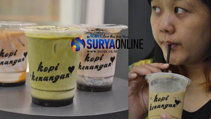 Awas Baper! Sruput Kopi Kenangan di Tunjungan Plaza 3 Surabaya