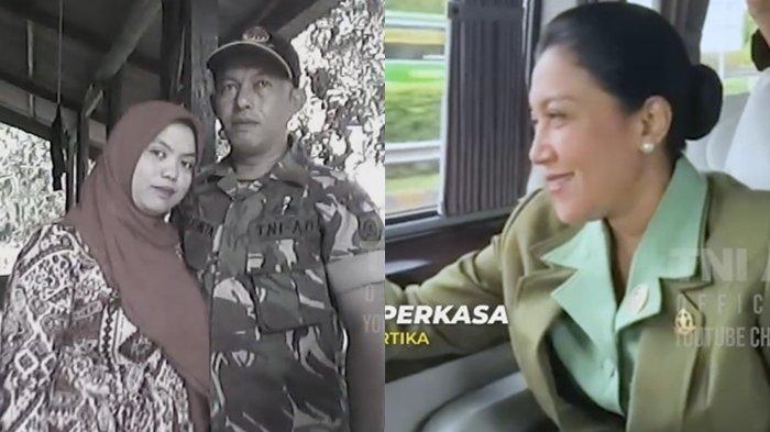 Pesan Haru Istri Jenderal Andika Perkasa ke Kopka Ade, Prajurit Kebanggaan Kostrad yang Kena Stroke