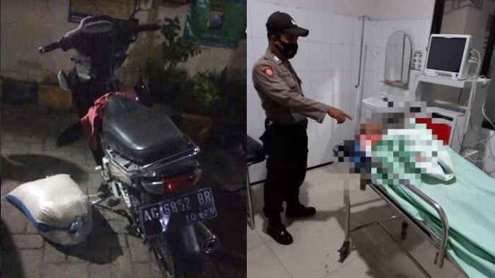 Perangkat Desa Purwodadi Kabupaten Kediri Tewas Kecelakaan di Jalan Raya Kediri-Blitar