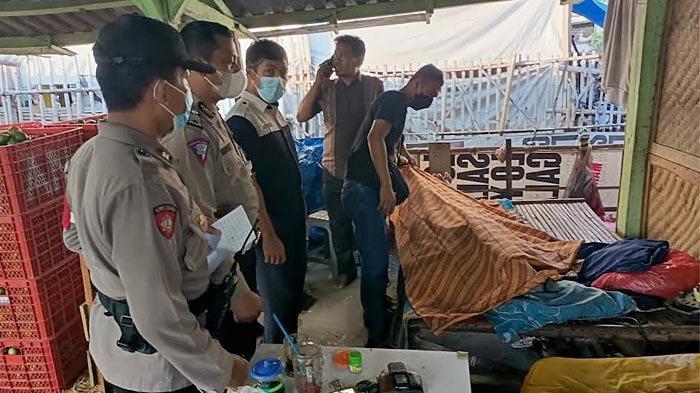 Heboh di Pasar Seduri Mojosari, Seorang Pengunjung Asal Sidoarjo Mendadak Terjungkal Lalu Meninggal