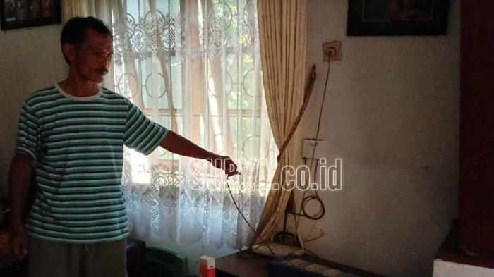 Kronologi Maling Curi TV di Kota Malang Terekam CCTV, Pelaku Menyaru Jadi Ojek Online