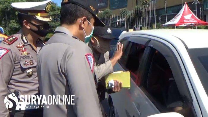 Korlantas Polri Evaluasi Sistem Penyekatan PSBB Surabaya Raya selama Operasi Ketupat di Jatim