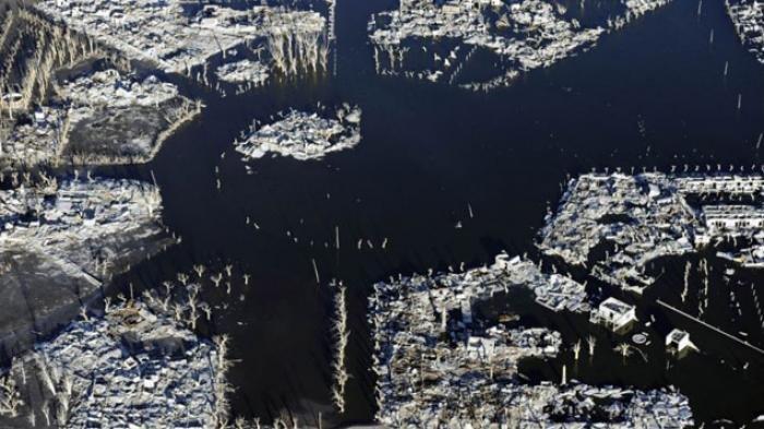 Kota-kota Hantu yang Menyimpan Kisah Kelam, No 9 Muncul Lagi Setelah Tenggelam 28 Tahun