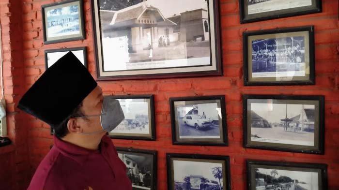 Kota Kediri Tempo Dulu di Museum Foto Kediri, Usia Brug Over den Brantas te Kediri Lebih 150 Tahun