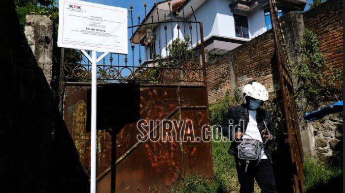 KPK Sita Lahan di Kota Batu Terkait Kasus Gratifikasi Eddy Rumpoko