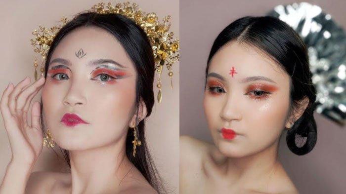 Kreasi Make Up Tradisional dan Modern untuk Perayaan Tahun Kerbau Logam Ala Brigitta Livia