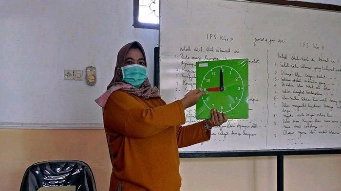 Permudah Pembelajaran Anak Inklusi, Guru di Kota Kediri Kembangkan Program Pengembangan Individual