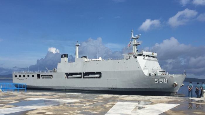 Inilah Kehebatan Dua Kapal Perang yang Menjadi 'Utusan' TNI AL Dalam Latihan Perang RIMPAC 2018