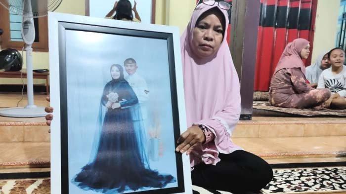 Serda Pandu Baru 2 Bulan Menikah, Ibu Mertua Terus Berharap KRI Nanggala 402 Ditemukan Selamat