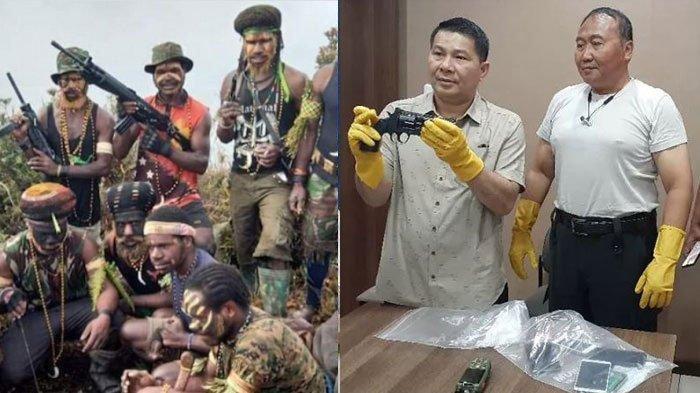 KRONOLOGI 3 Pelaku Jual Beli Senjata KKB Papua Diringkus Satgas, Kasus Sebelumnya Ditembak Mati