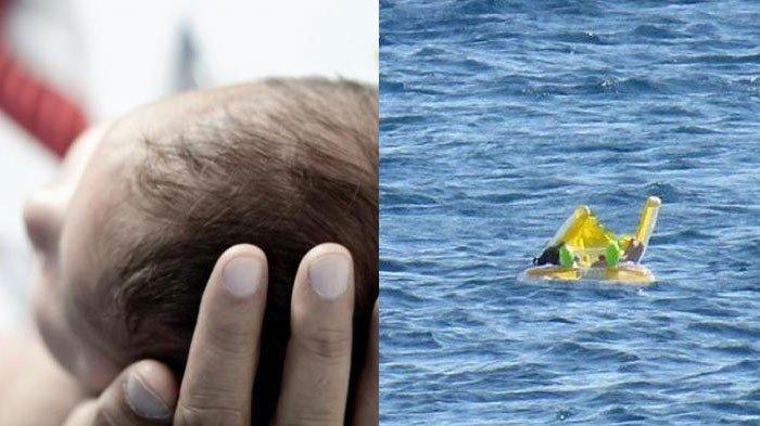 Kronologi Bayi 9 Bulan Jatuh ke Laut & Diselamatkan Anggota Polisi, Kasus Lain Diterbangkan Angin