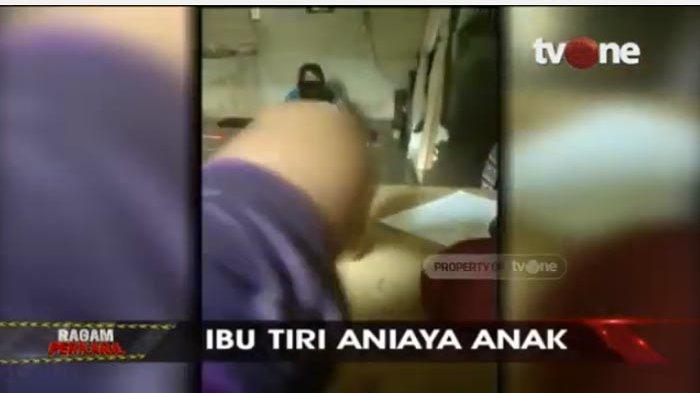 KRONOLOGI Ibu Tiri Seret Anak, Lalu Dicambuk dan Ditampar, Pelaku Ditangkap Polisi. Videonya Viral