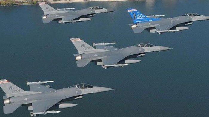 Angkatan Udara Amerika Kerahkan Jet Tempur F-16 ke Indonesia, TNI AU Juga Siapkan Pesawat Serupa