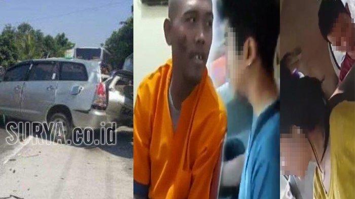 Kronologi Lengkap & Alasan Kecelakaan di Nganjuk Viral, Ada Buron Narkoba & Siswi SMKN di Ponorogo