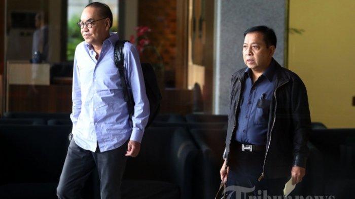 KRONOLOGI LENGKAP Setya Novanto Keluyurandi Toko Bangunan hinggaDipindah ke Rutan Teroris
