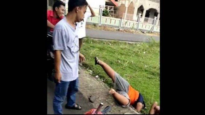 Kronologi Lengkap Video Viral Bocah Penjual Gorengan Dibully dan Dipukuli, 8 Pemuda Diamankan Polisi